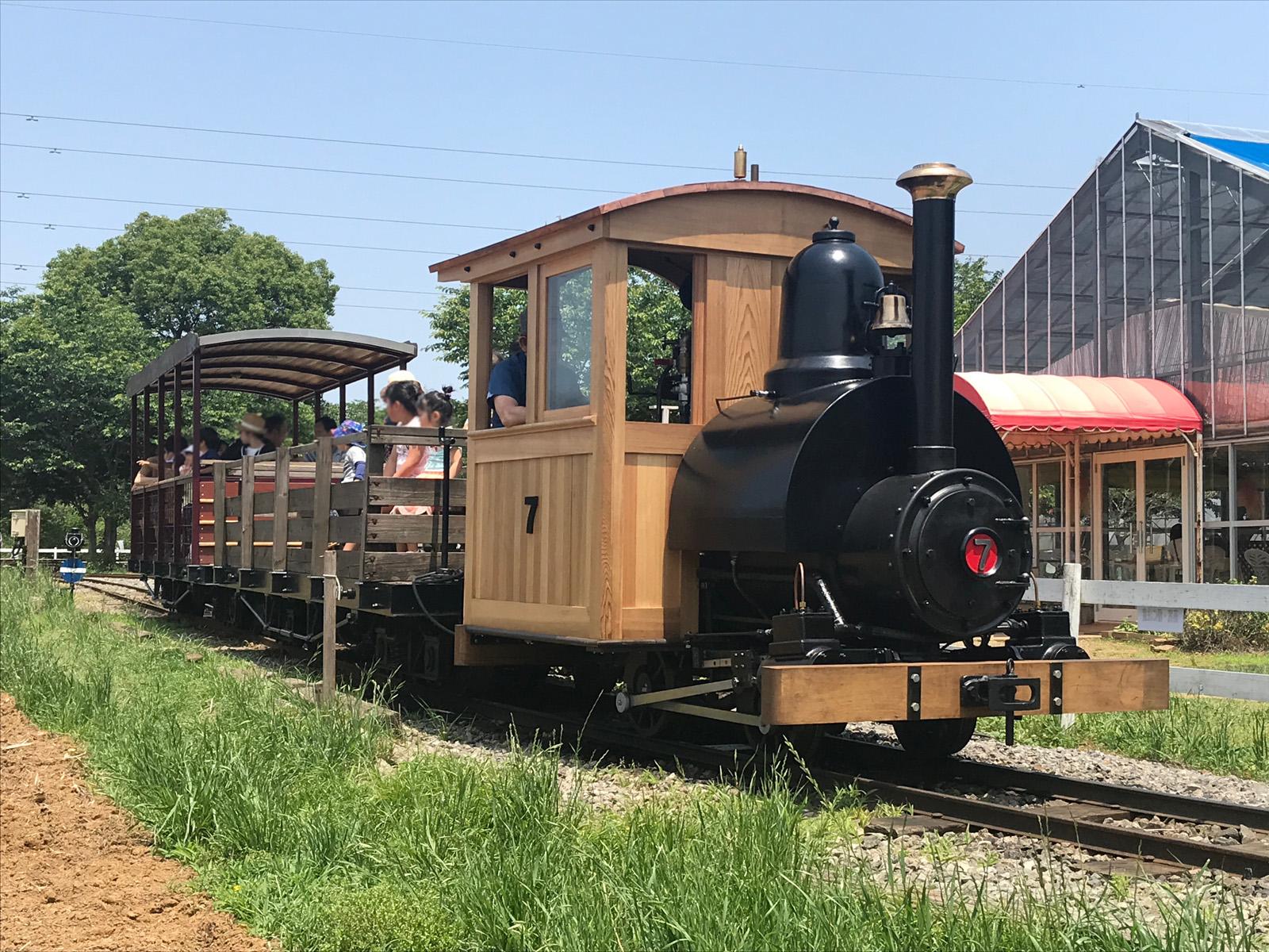 世界最新SL 羅須地人鉄道協会 4号機