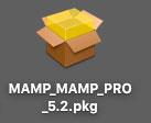 MAMPパッケージファイル