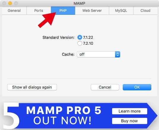 mamp_preferences